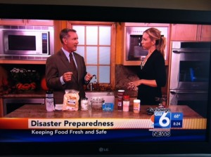 Disaster preparedness family food strategies