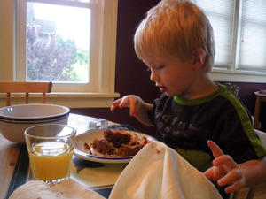 Parenting picky eaters (Part 1)